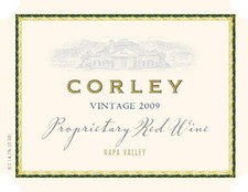 2009 CORLEY Proprietary Red Wine 750mL Image