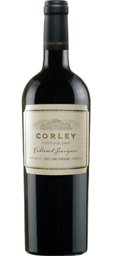 2010 CORLEY State Lane Vineyard Cabernet Sauvignon 750ml