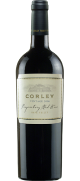2010 CORLEY Proprietary Red Wine 750mL