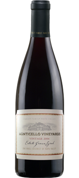 2010 Estate Grown Syrah