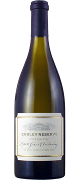 2012 CORLEY RESERVE Estate Grown Chardonnay 750mL