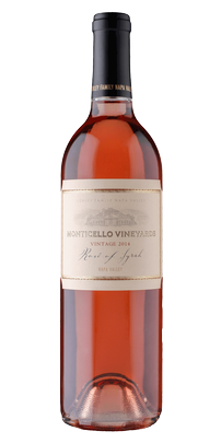 2014 MONTICELLO VINEYARDS Rosé of Syrah 750ml Image