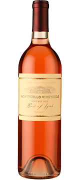 2013 MONTICELLO VINEYARDS Rosé of Syrah 750ml Image