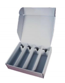 Gray Sheen Gift Box: 4 bottle Image