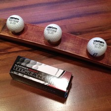 Set of 3 Monticello Vineyards Golf Balls Image