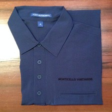 Mens Logo Polo Shirt
