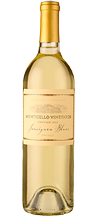 2013 MONTICELLO VINEYARDS Sauvignon Blanc 750ml