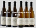Mixed Chardonnay 6 Pack